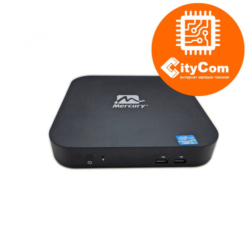 Неттоп Mini PC Mercury i5-3437U. Мини ПК. Nettop. Тонкий клиент.