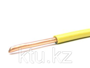 Провод ПВ1- 1,5 желтый