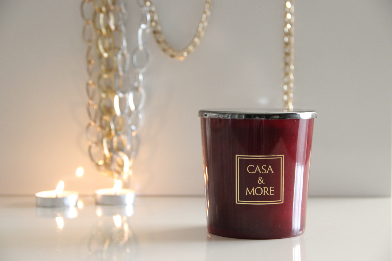 Scented candles Sandalwood