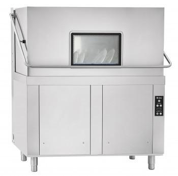 Машина посудомоечная МПК-1400К купольная, 1400 тарелок/час, 2 программы мойки, 2 дозатора (моющий, ополаскиваю