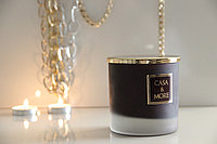 Scented candles Frankinse