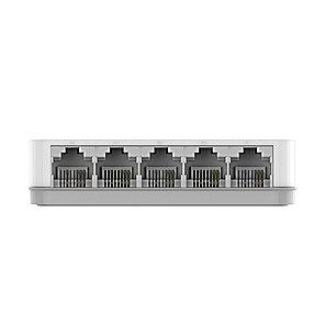 Коммутатор D-Link DES-1005C/A1A настольный 5 портов, фото 2