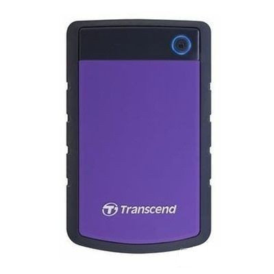 Внешний жесткий диск 2,5 1TB Transcend TS1TSJ25H3P, фото 2
