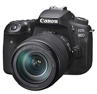 Canon EOS 90D Kit (EF-s 18-135mm f/3.5-5.6 IS USM)