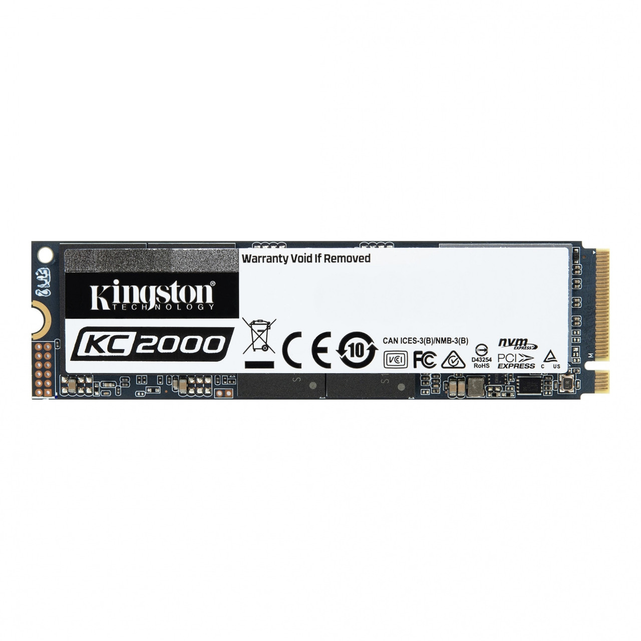 Жесткий диск SSD 480GB Kingston SKC2000M8/500G M2