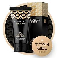 Titan Gel Gold (Титан Гель Голд) гель для увеличения пениса, фото 1