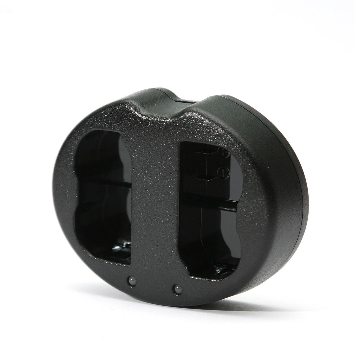 Зарядное устройство PowerPlant  Dual Nikon EN-EL15 для двух аккумуляторов