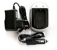 Зарядное устройство PowerPlant JVC BN-V107U, BN-V114U