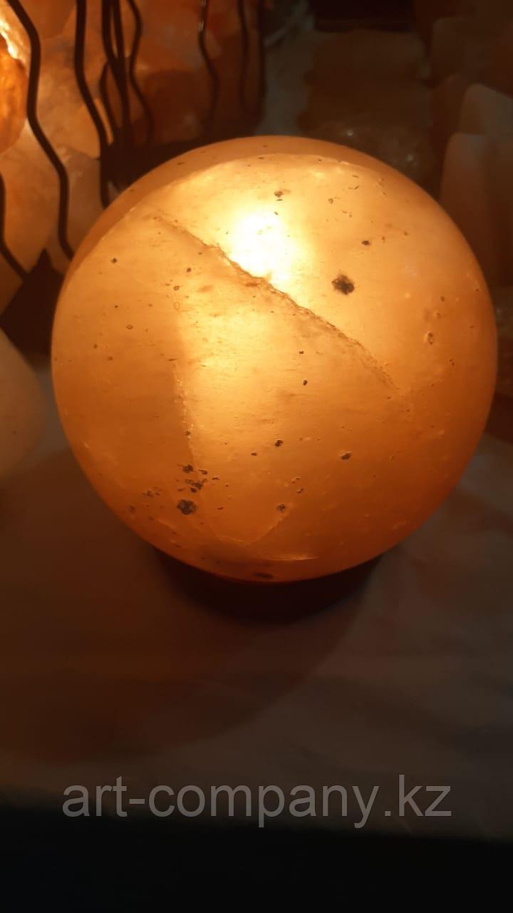 Солевая лампа Шар Фен-Шуй Планета - Богатство, Любовь, Здоровье, Удачу, Успех, Мир