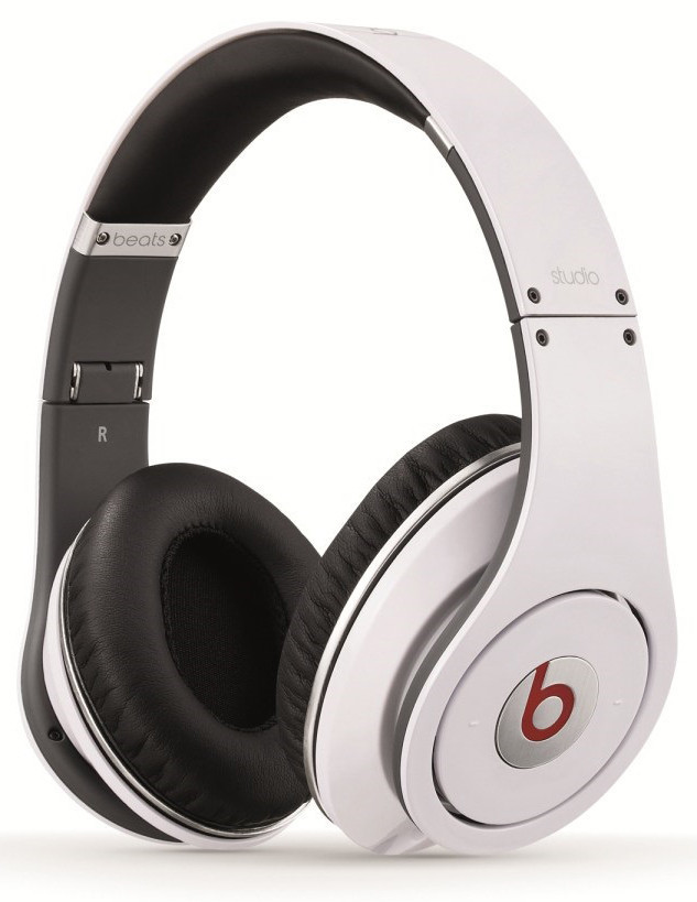 Наушники Monster Beats by Dr. Dre Studio White
