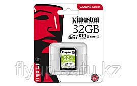 Карта памяти SD 32GB Class 10 U1 Kingston SDS/32GB
