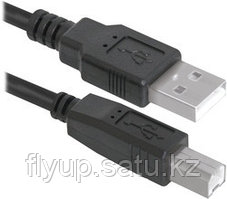 Кабель DEFENDER USB04-17 USB2.0 AM-BM, 5.0м (ДЛЯ ПРИНТЕРА)