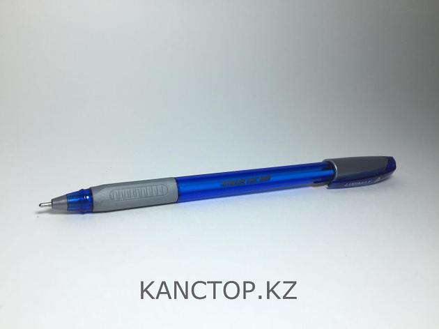 Ручка шариковая UNI-MAX TRIO DC GP Синяя, фото 2