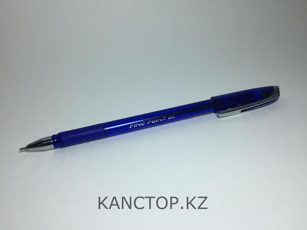 Ручка шариковая UNI-MAX FINEPOINT DLX Синяя, фото 2