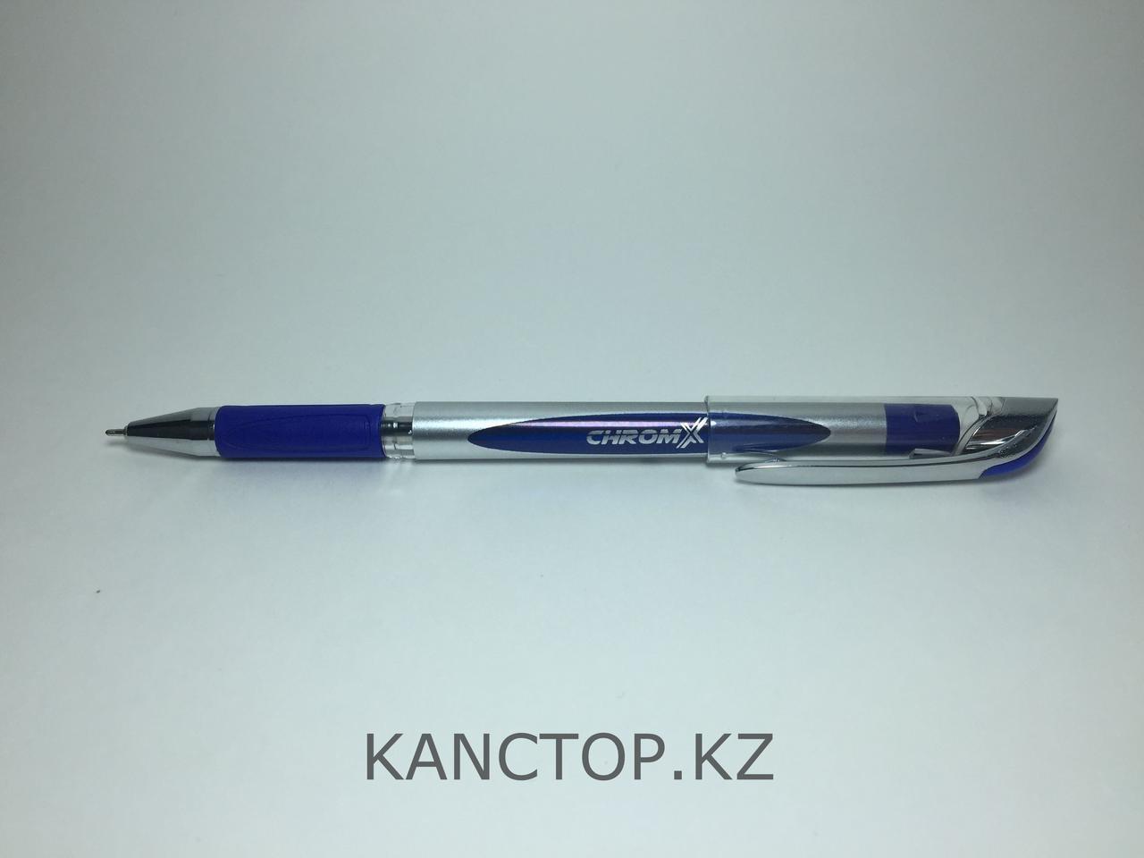 Ручка шариковая UNI-MAX CHROMX Синяя