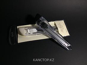 Нож канцелярский ABS, маленький