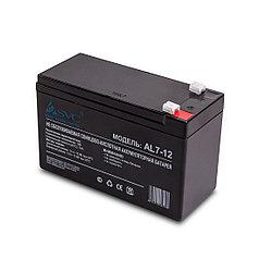Батарея SVC AL7-12 свинцово-кислотная 12В 7 Ач