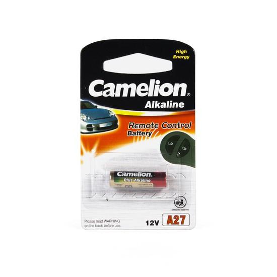 Батарейка Camelion A27-BP1 12V, 16 mAh, 1 шт.