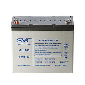 Батарея SVC GL1280 гелевая 12В 80 Ач, фото 2