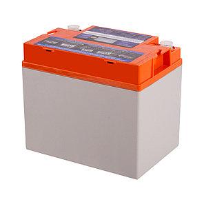 Батарея SVC GLD1233 гелевая 12В 33 Ач LED-дисплей, фото 2