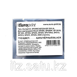 Чип Europrint Ricoh SP200C/407254/SP 201LA