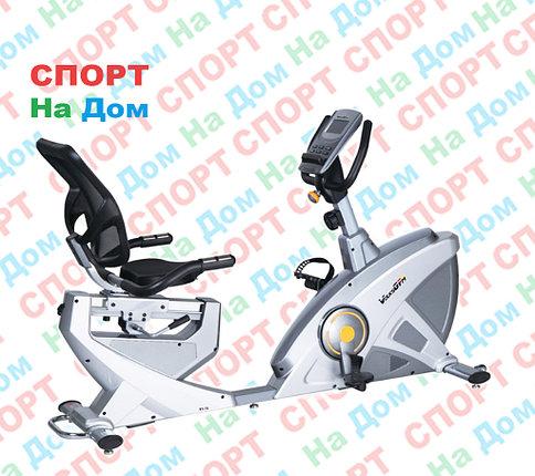 Горизонтальный велотренажер VOLKS GYM RT-70  до 130 кг, фото 2