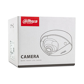 Купольная видеокамера Dahua DH-IPC-HDPW1231FP-AS-0280B, фото 2