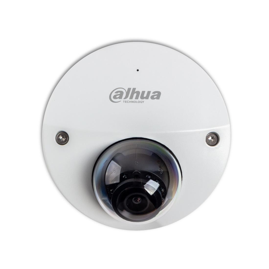 Купольная видеокамера Dahua DH-IPC-HDPW1231FP-AS-0280B