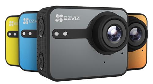 S5 - 8MP Экшн камера + Дистанционное управление S1-K2.