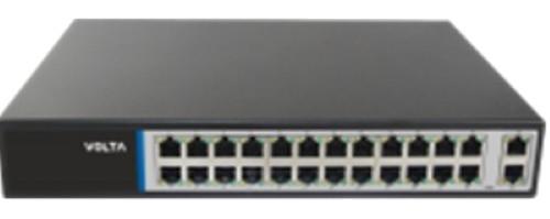 PSD226 - 24-х портовый PoE-коммутатор.