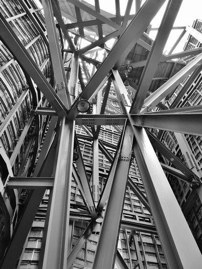 Изготовление и монтаж зданий из металлконструкций