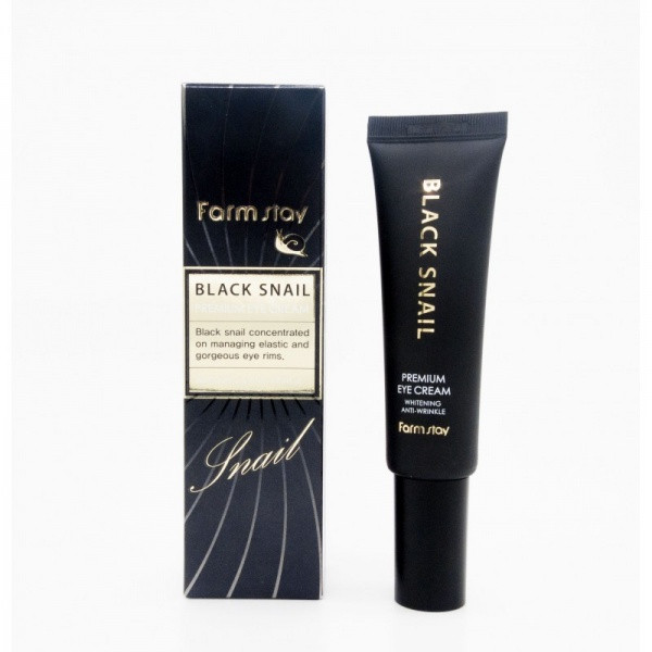 Крем для век Farmstay Black Snail Premium Eye Cream
