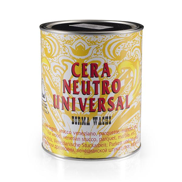 Воск универсальный Borma Cera Neutral Universal, 1л
