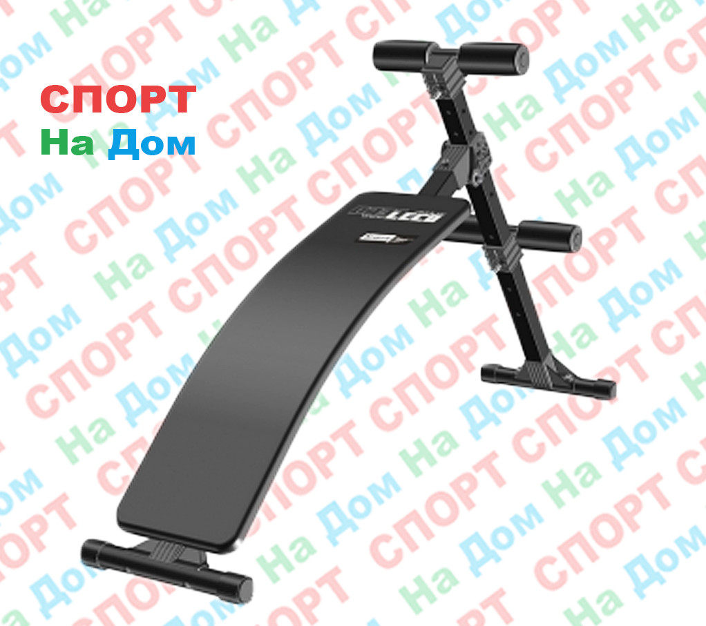 Скамья для пресса изогнутая Starter до 100 кг. (Россия) доставка