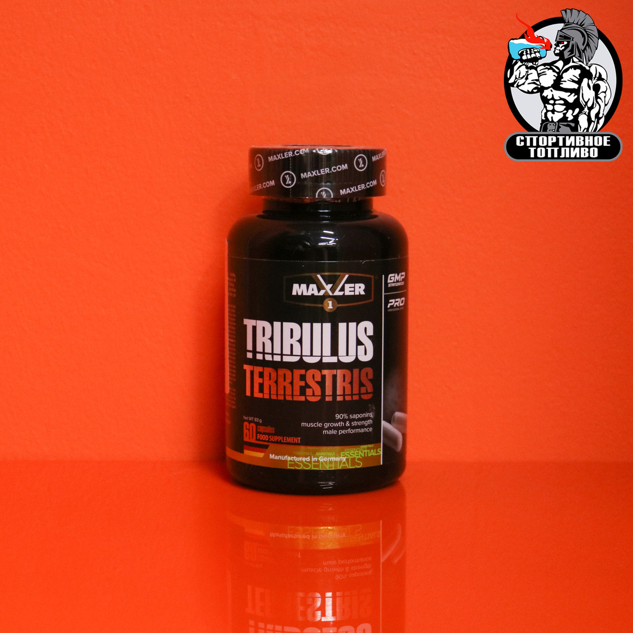Maxler - Tribulus Terrestris 60капс/30 порций