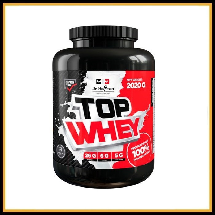 Dr.Hoffman Top Whey 2020g Сникерс