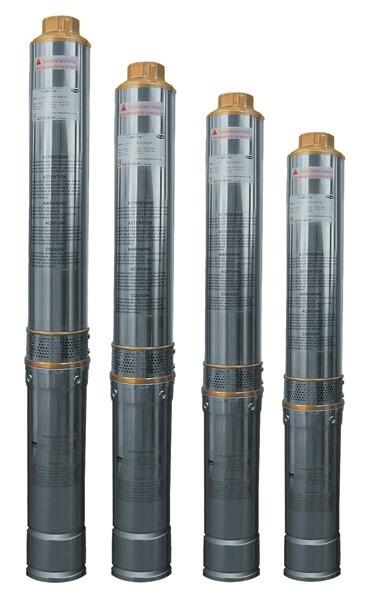 Насос глубинный Y150QJD20-30/3 - 2.2 кВт