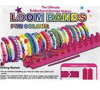 Набор для плетения украшений Loom Bands