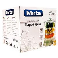 Пароварка электрическая с тремя чашами Mirta STM64 [650 Вт]
