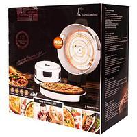 Мини-печь электрическая для приготовления пиццы «Pizza Maker» DSP KC1101