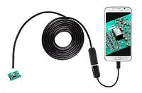 Эндоскоп с USB и HD камерой Android and PC Endoscope [смартфон/планшет/ПК]