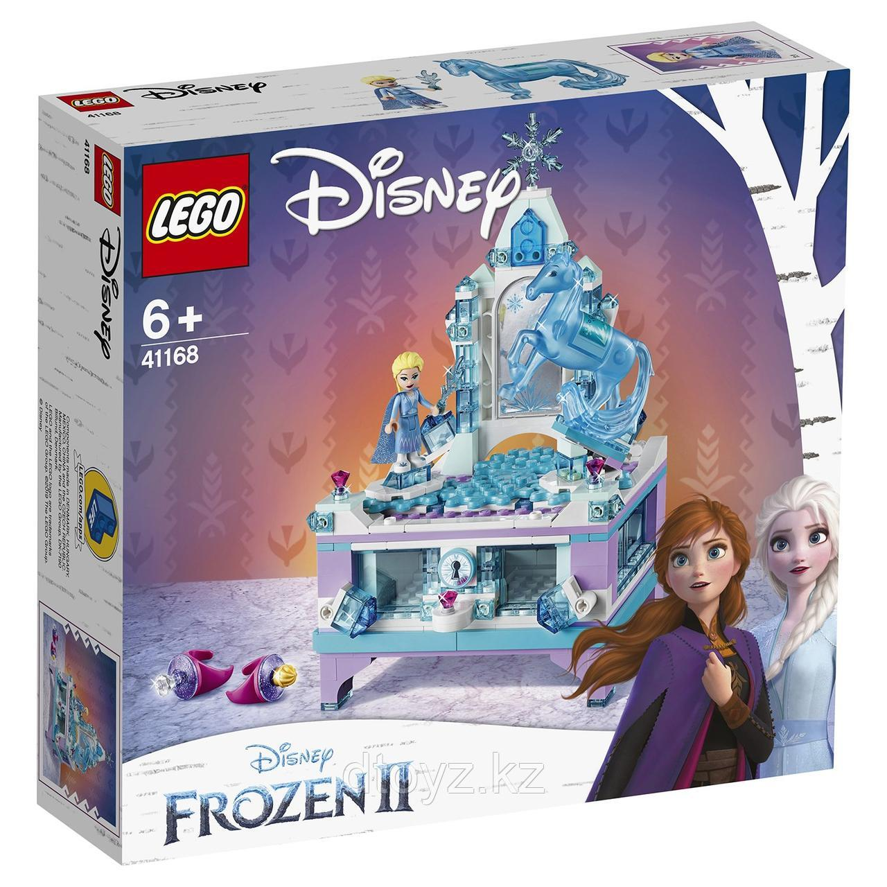 Lego Disney Frozen 41168 Шкатулка Эльзы