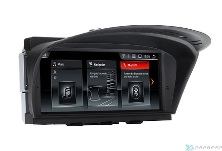 ANDROID 8.1.0  BMW 5 series, E60, 2003-2009г. HD ЭКРАН 1024-600 ПРОЦЕССОР 8 ЯДЕР (OCTA CORE), фото 2