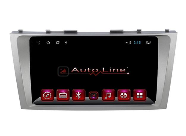 ANDROID 8.1.0 Toyota Camry XV40; 45 2006-2011 HD ЭКРАН 1024-600 ПРОЦЕССОР 4 ЯДРА (QUAD CORE)