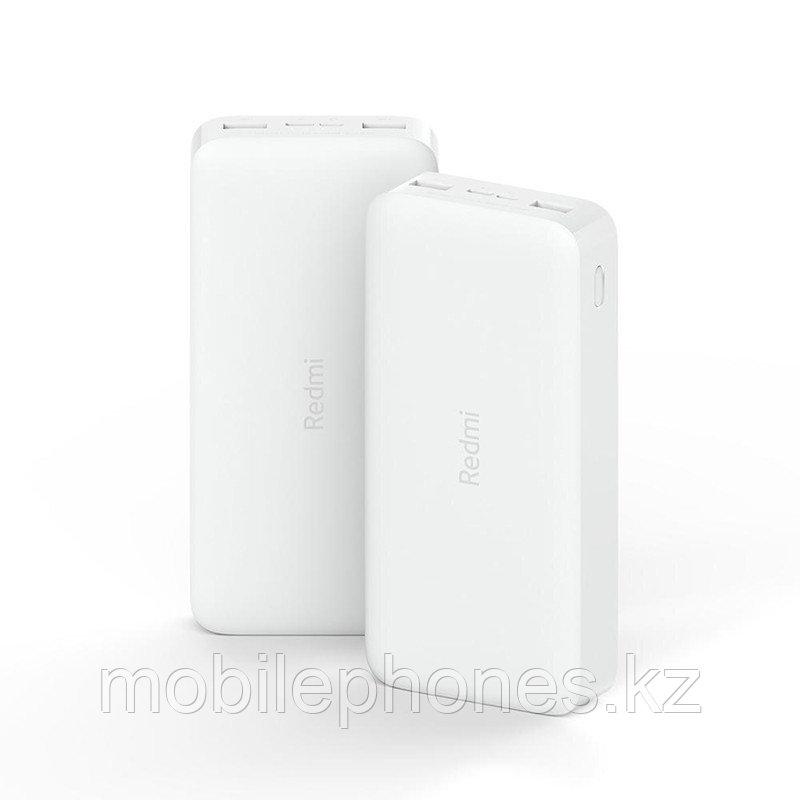 Внешний аккумулятор Redmi Power Bank Fast Charge 20000 mAh Белый