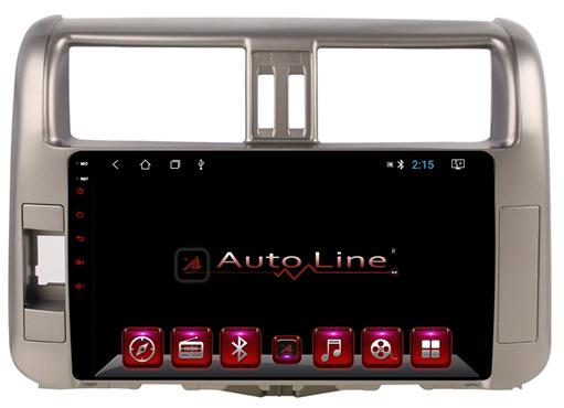 Магнитола для Toyota Prado 150 2009-2013 Оперативная память 1 Gb;Встроенная память 16 Gb;, фото 2