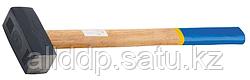 Кувалда кованая с деревянной рукояткой 6000 гр. 10933 (002)