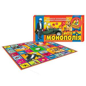 Игра настольная экономическая «Детская монополия ТехноК» 0755