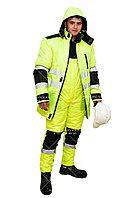 Зимняя сигнальная куртка, фото 1