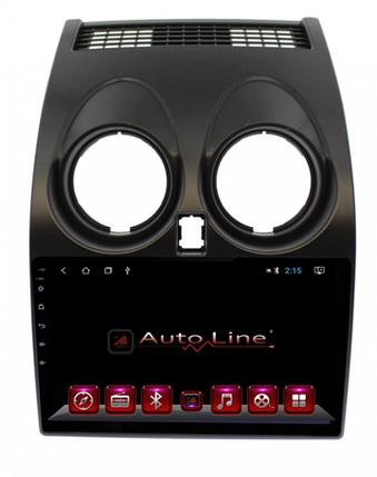 ANDROID 8.1.0 Nissan Qashqai 2007 - 2013г. ЭКРАН 1024-600 ПРОЦЕССОР 4 ЯДРА (QUAD CORE), фото 2